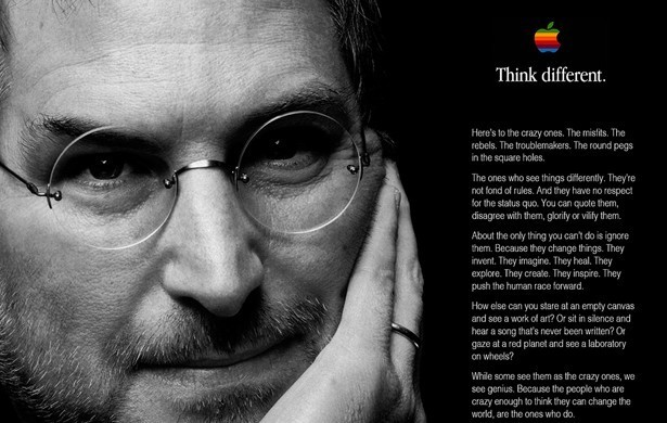 Apple-Think Different 2
